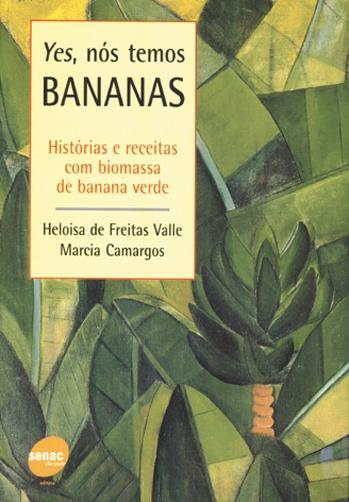livro biomassa de banana verde