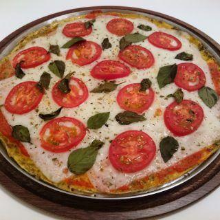 Pizza sem farinha – Perfeita a qualquer hora!