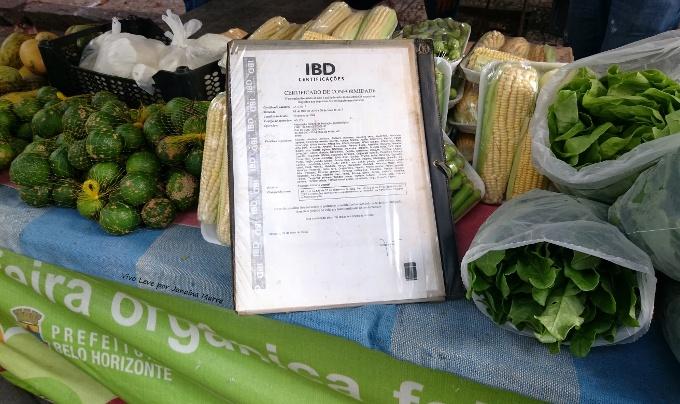 certificado de producao organica