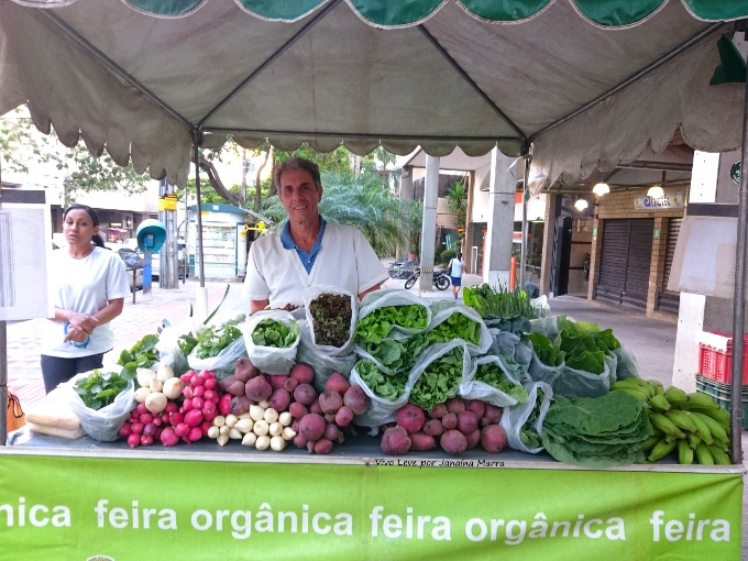 feira de organicos anchieta