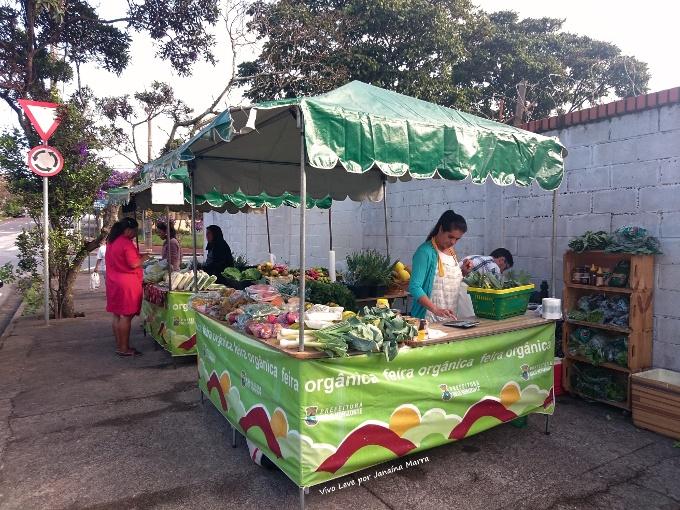 feira de organicos belvedere