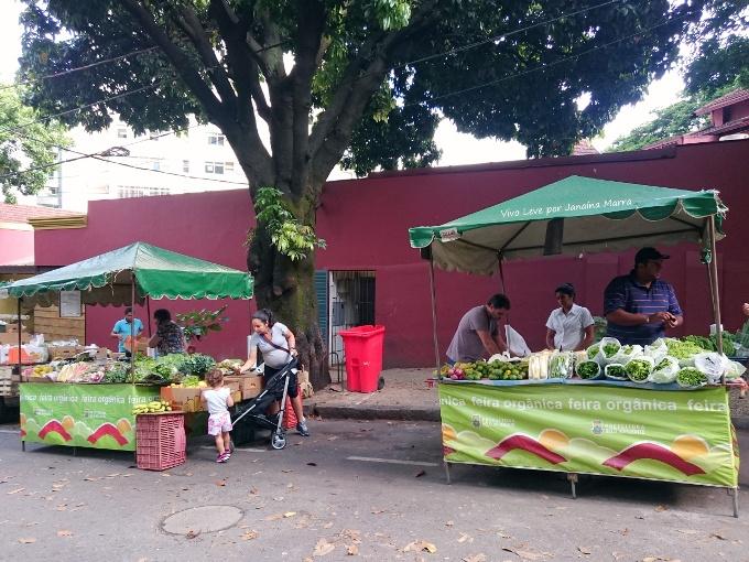 feira de organicos savassi