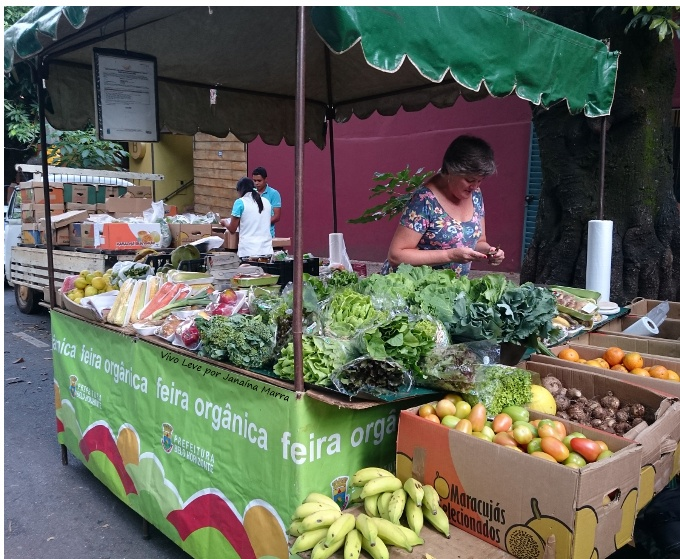 feiras organicas bh