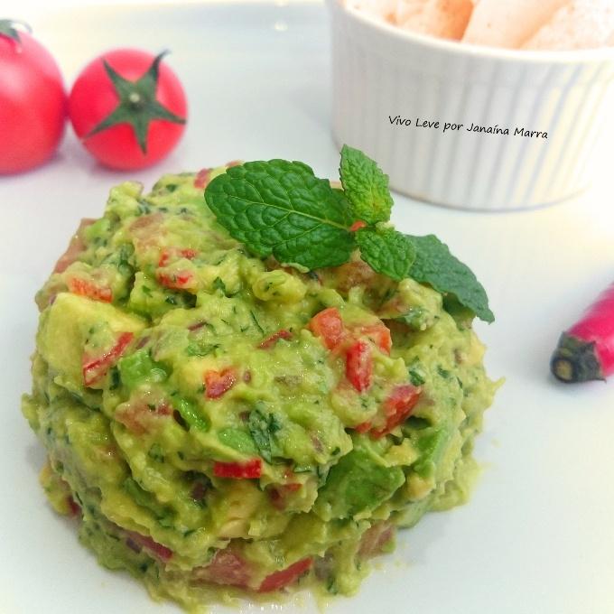 guacamole abacate
