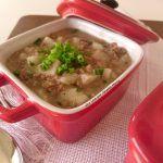 sopa funcional carne e cara