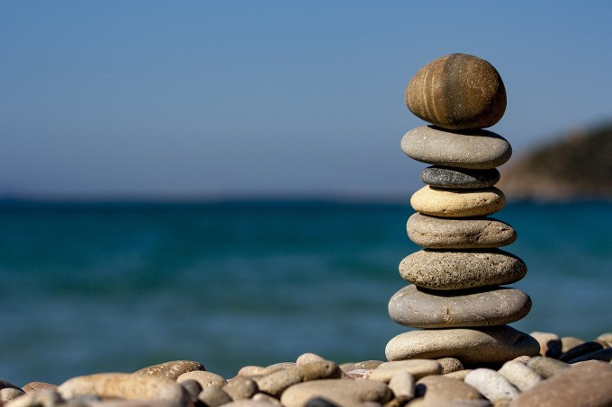 corpo em equilibrio