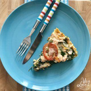 Torta de salmão: sem farinha, sem glúten e recheada de sabor!