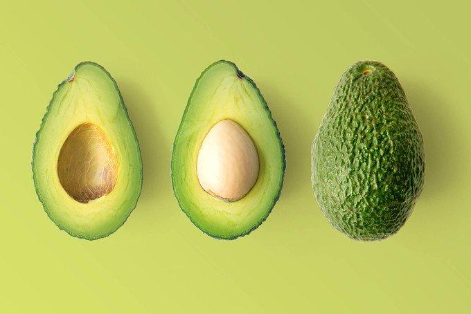 receitas low carb com abacate