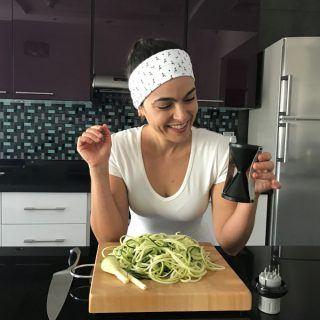 Macarrão de legumes: um prato surpreendentemente saboroso e muito mais saudável!