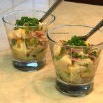 receita ceviche de peixe vivo leve